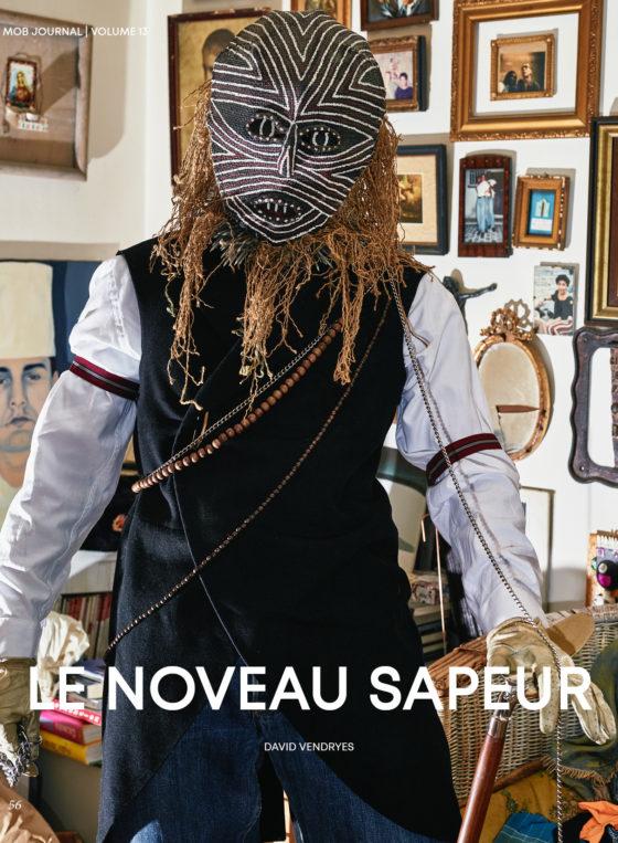 Le Noveau Sapeur Mob Journal: MOB JOURNAL   VOLUME 13   FEBRUARY 2021 – January 20, 2021