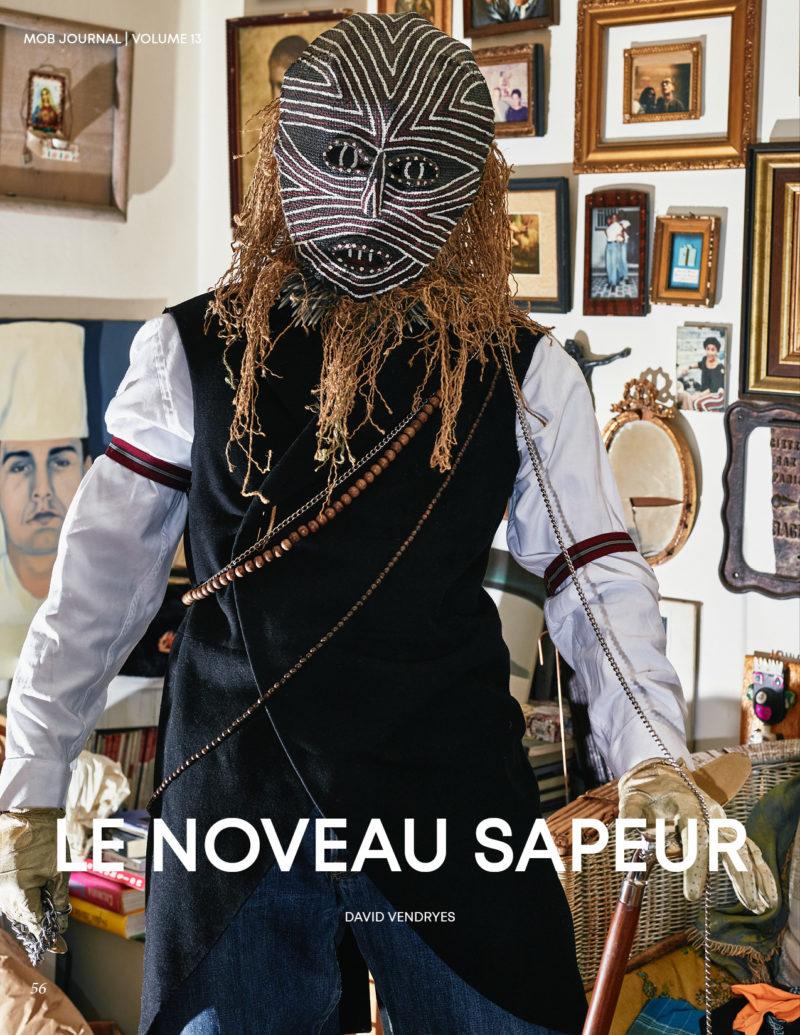 Le Noveau Sapeur Mob Journal: MOB JOURNAL | VOLUME 13 | FEBRUARY 2021 – January 20, 2021