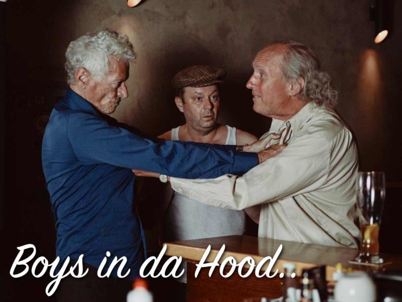 Boys in da Hood